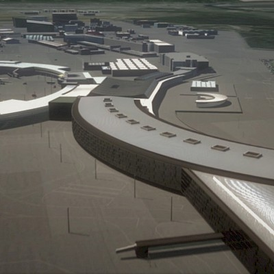 3rd Runway at Vienna Intl. Airport